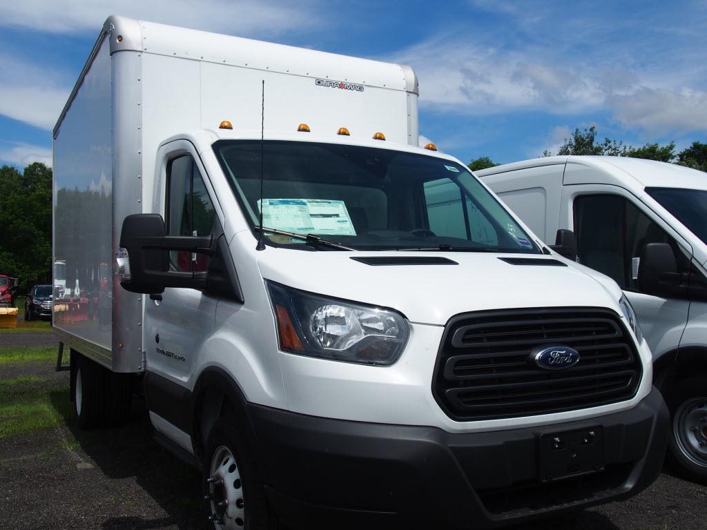2019 Ford Transit 350 HD DRW 4x2, Duramag DuraLite Series Cutaway Van #10249T - photo 1