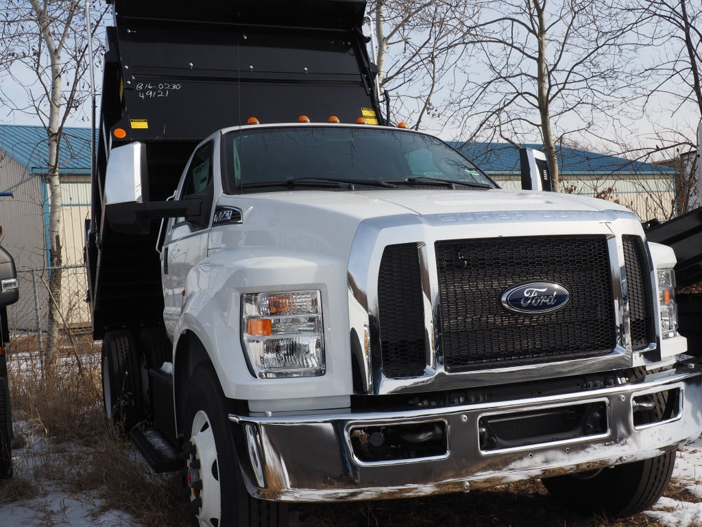 2019 Ford F-750 Regular Cab DRW RWD, Dump Body #10250T - photo 4