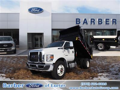 2019 Ford F-750 Regular Cab DRW RWD, Dump Body #10250T - photo 1