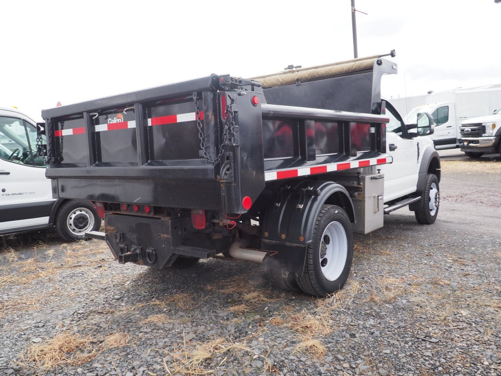 2017 Ford F-550 Regular Cab DRW 4x4, Dump Body #10263B - photo 2