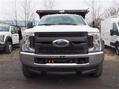 2017 Ford F-550 Regular Cab DRW 4x4, Dump Body #10263B - photo 5