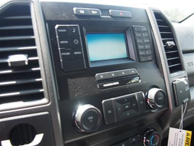 2019 Ford F-550 Regular Cab DRW 4x4, Knapheide PGNB Gooseneck Platform Body #10264T - photo 12