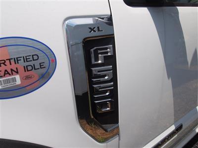 2019 Ford F-550 Regular Cab DRW 4x4, Knapheide PGNB Gooseneck Platform Body #10264T - photo 5