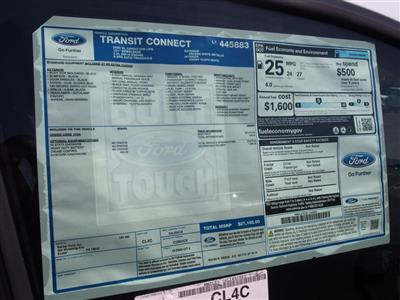 2020 Ford Transit Connect FWD, Empty Cargo Van #10294T - photo 10