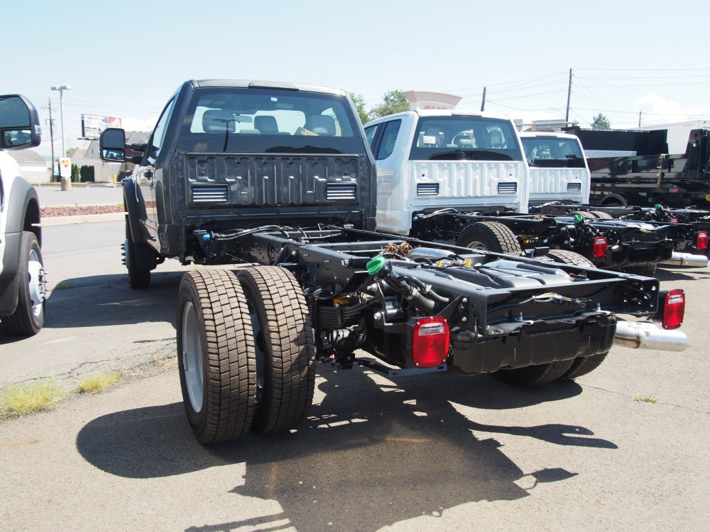 2019 Ford F-550 Regular Cab DRW 4x4, Cab Chassis #10301T - photo 6