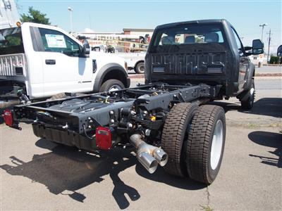 2019 Ford F-550 Regular Cab DRW 4x4, Cab Chassis #10301T - photo 2