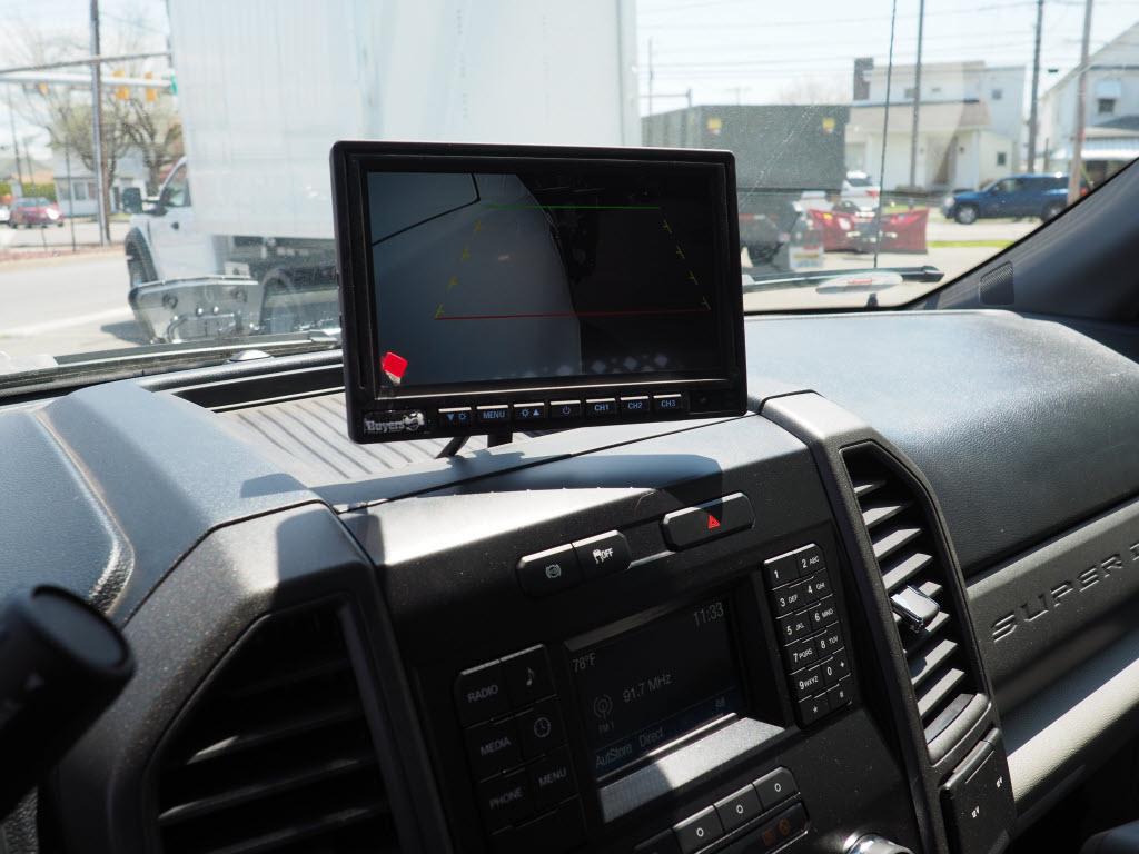 2019 F-550 Super Cab DRW 4x4, Duramag Dump Body #10304T - photo 10