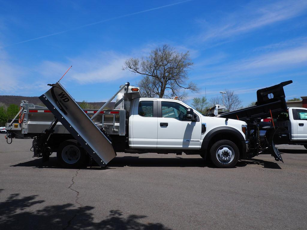 2019 Ford F-550 Super Cab DRW 4x4, Duramag Dump Body #10304T - photo 5