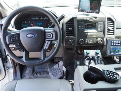 2019 Ford F-550 Super Cab DRW 4x4, Duramag Dump Body #10304T - photo 9