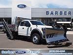2019 Ford F-550 Super Cab DRW 4x4, Duramag Dump Body #10304T - photo 1