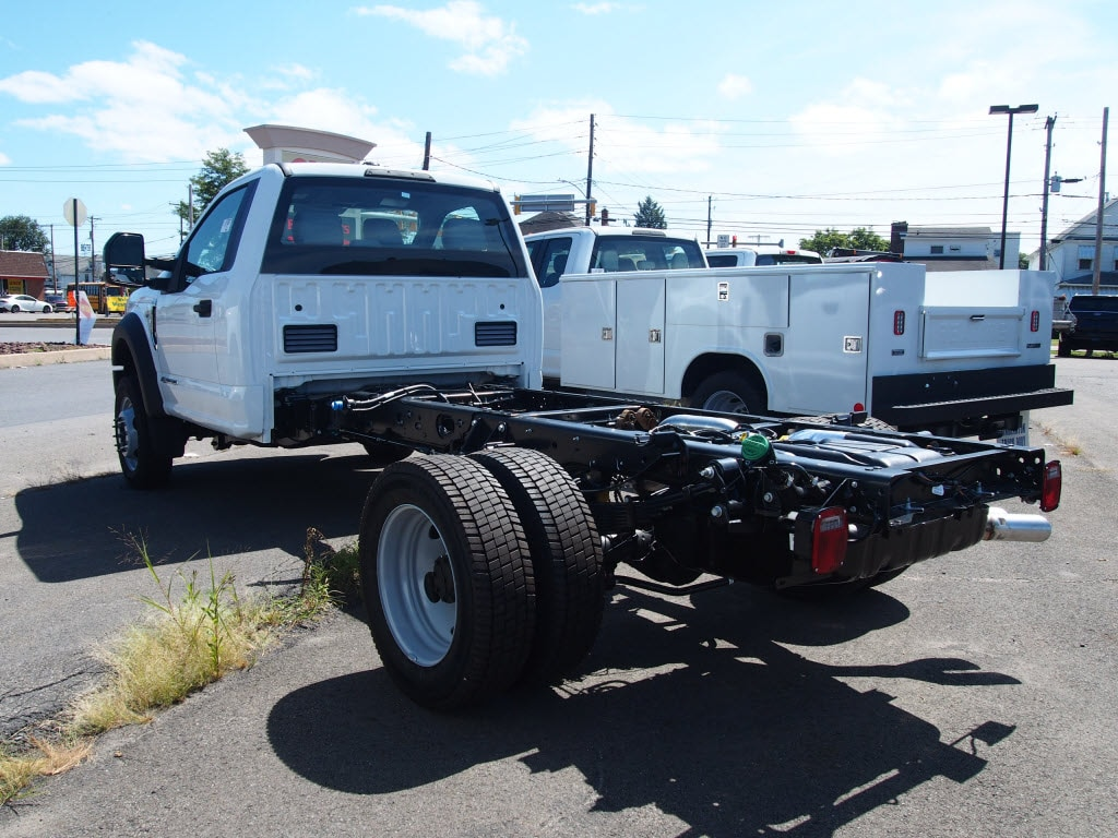 2019 Ford F-550 Regular Cab DRW 4x4, Cab Chassis #10308T - photo 8