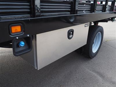 2019 Ford F-550 Regular Cab DRW 4x4, Stake Bed #10308T - photo 7