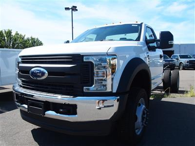2019 Ford F-550 Regular Cab DRW 4x4, Cab Chassis #10308T - photo 7