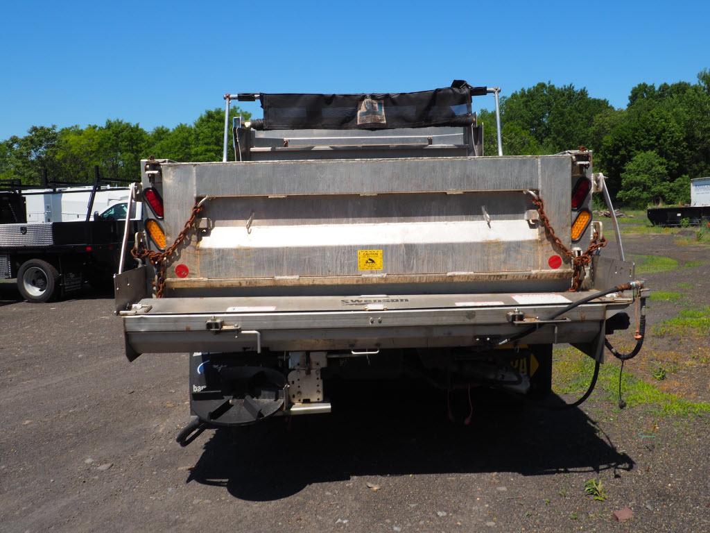 2017 Ford F-550 Crew Cab DRW 4x4, Dump Body #10310C - photo 4