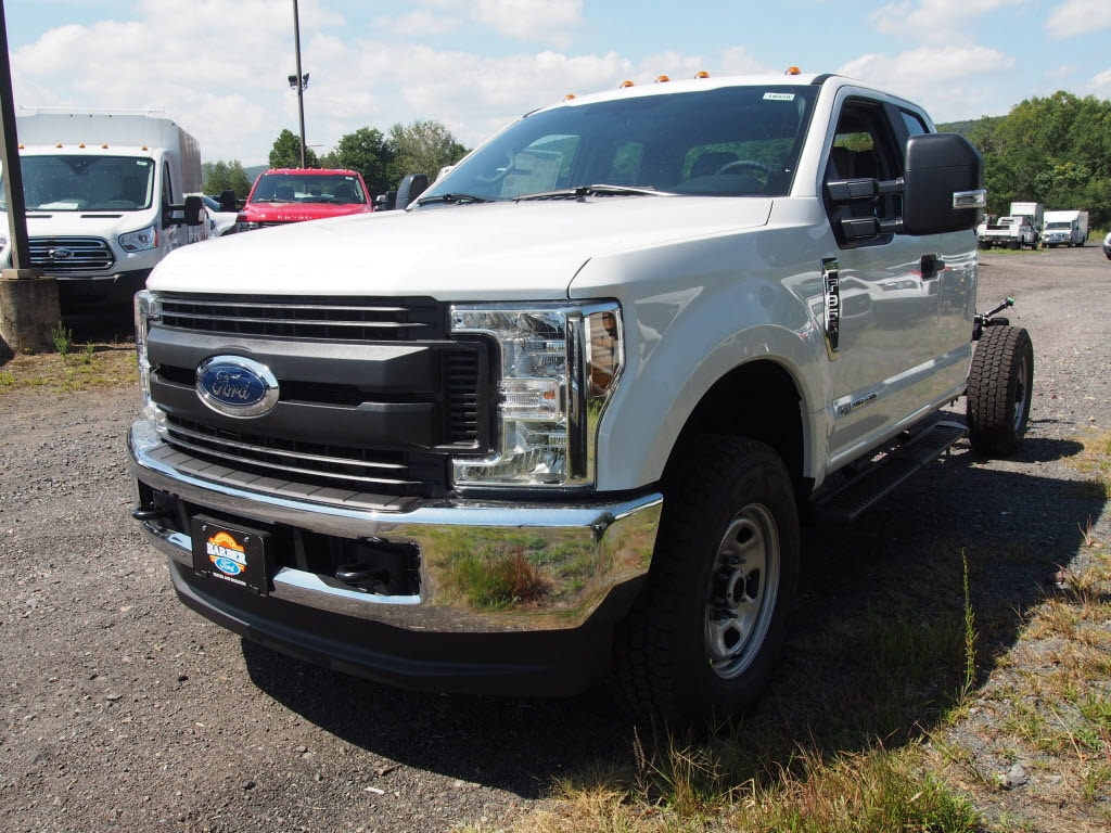 2019 Ford F-350 Super Cab 4x4, Cab Chassis #10320T - photo 7