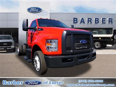 2019 Ford F-650 Regular Cab DRW RWD, Switch N Go Drop Box Hooklift Body #10329T - photo 1