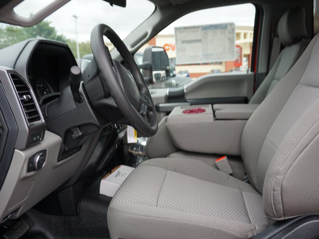 2019 Ford F-550 Regular Cab DRW 4x4, M H EBY Big Country Platform Body #10344T - photo 6