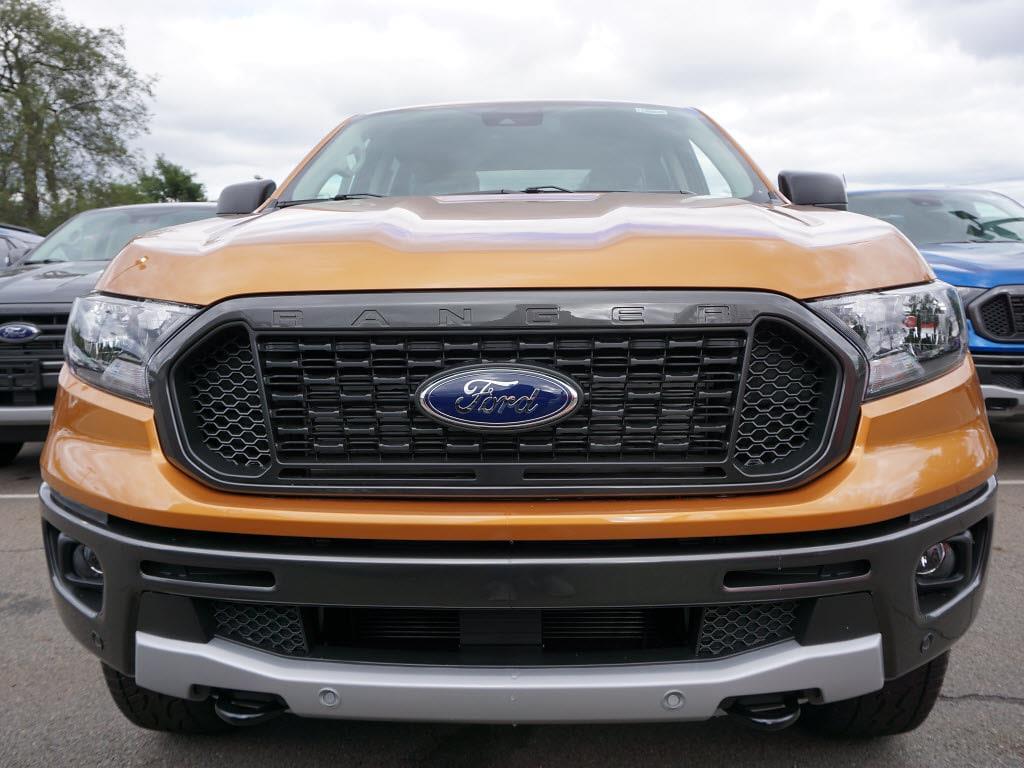 2019 Ford Ranger SuperCrew Cab 4x4, Pickup #10358T - photo 4
