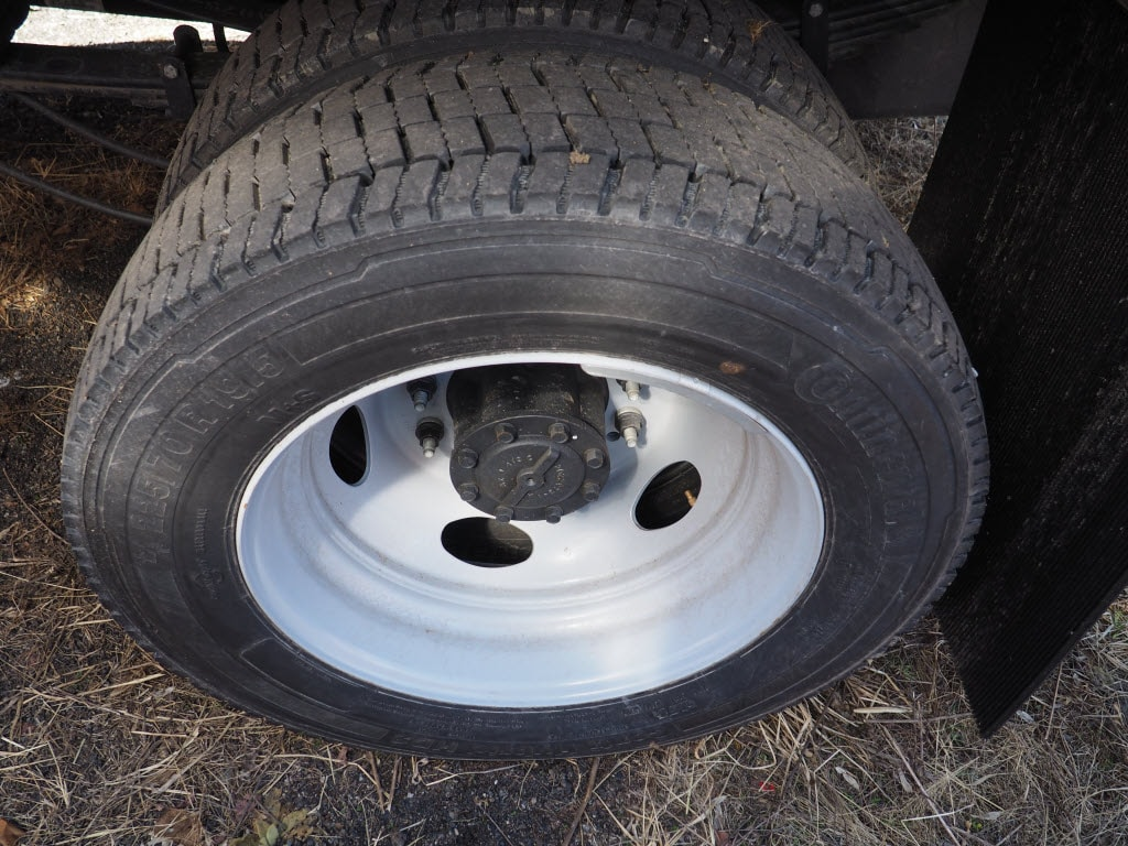 2019 Ford F-550 Crew Cab DRW 4x4, Duramag Aluminum Landscape Dump #10364T - photo 5