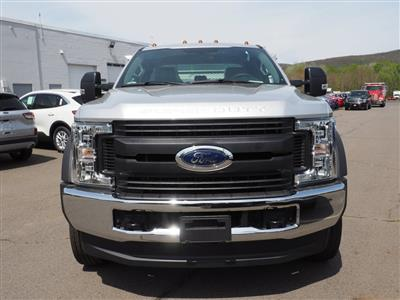 2019 F-550 Super Cab DRW 4x4, Stake Bed #10390T - photo 8