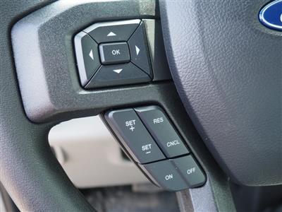 2019 Ford F-550 Super Cab DRW 4x4, Duramag Platform Body Stake Bed #10390T - photo 12