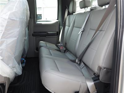 2019 Ford F-550 Super Cab DRW 4x4, Duramag Platform Body Stake Bed #10390T - photo 14