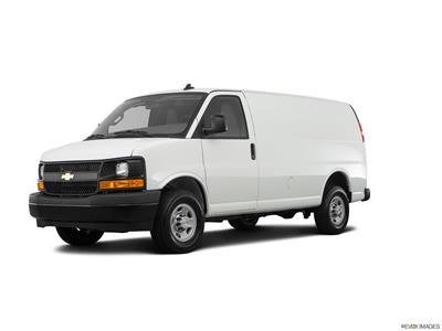 2017 Chevrolet Express 2500 RWD, Empty Cargo Van #10413B - photo 1