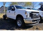 2019 Ford F-350 Super Cab 4x4, Cab Chassis #10413T - photo 1