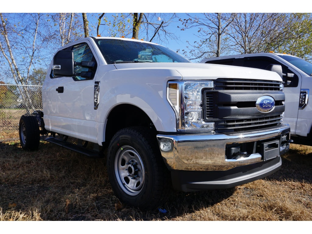 2019 Ford F-350 Super Cab 4x4, Cab Chassis #10417T - photo 1