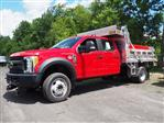 2017 Ford F-550 Crew Cab DRW 4x4, Dump Body #10430C - photo 3