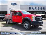 2017 Ford F-550 Crew Cab DRW 4x4, Dump Body #10430C - photo 1