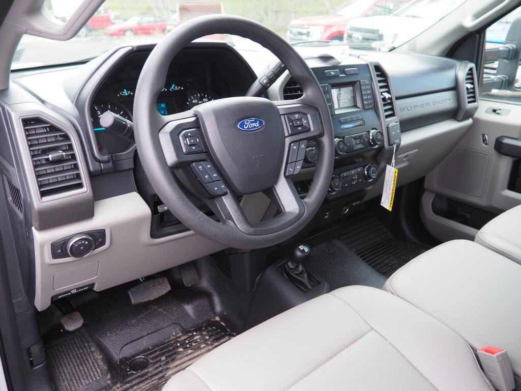 2019 Ford F-350 Regular Cab 4x4, Reading Classic II Steel Service Body #10433T - photo 9