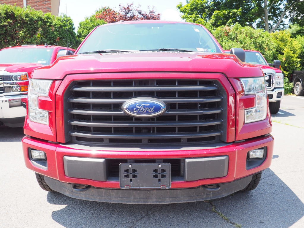 2016 Ford F-150 SuperCrew Cab 4x4, Pickup #10441A - photo 1