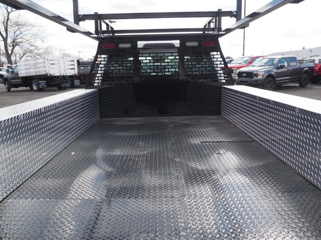 2019 Ford F-550 Crew Cab DRW 4x4, SH Truck Bodies Platform Body #10442T - photo 10