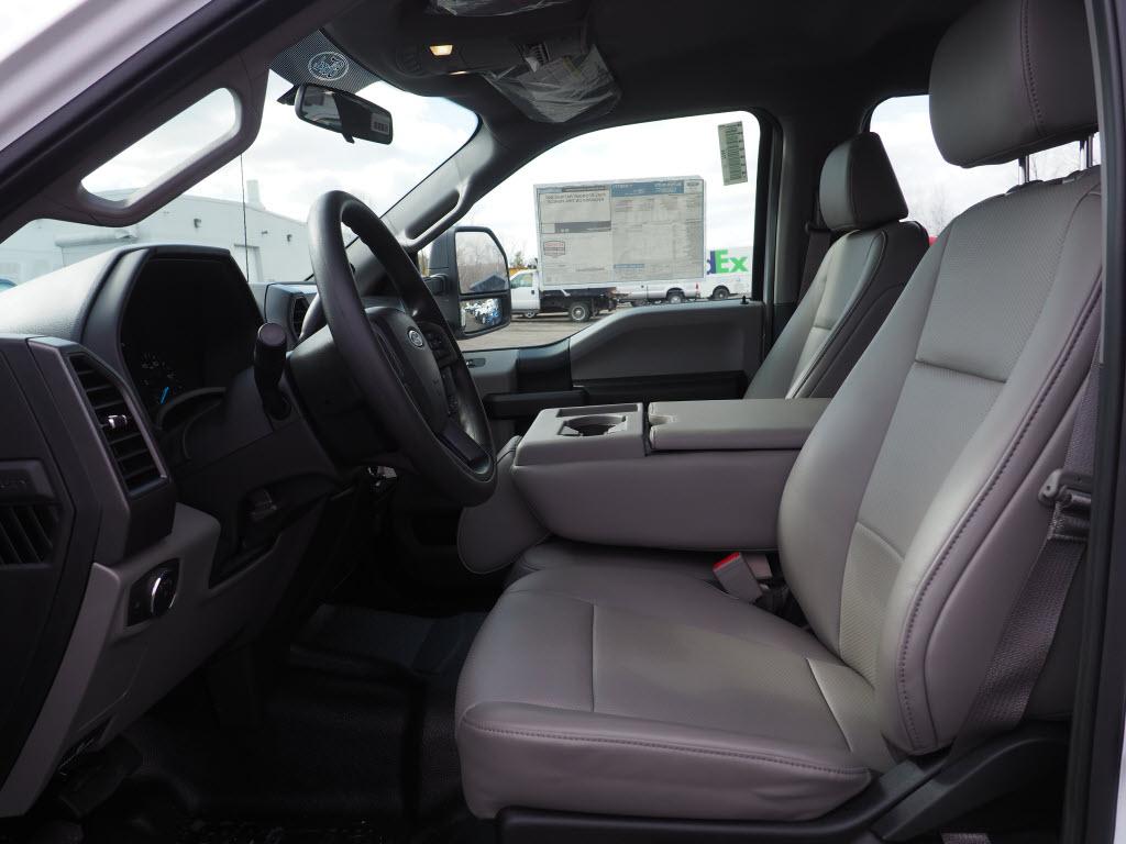 2019 Ford F-550 Crew Cab DRW 4x4, SH Truck Bodies Platform Body #10442T - photo 4