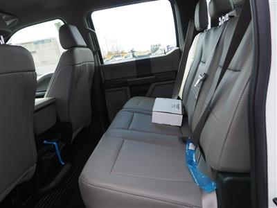 2019 Ford F-550 Crew Cab DRW 4x4, SH Truck Bodies Platform Body #10442T - photo 11