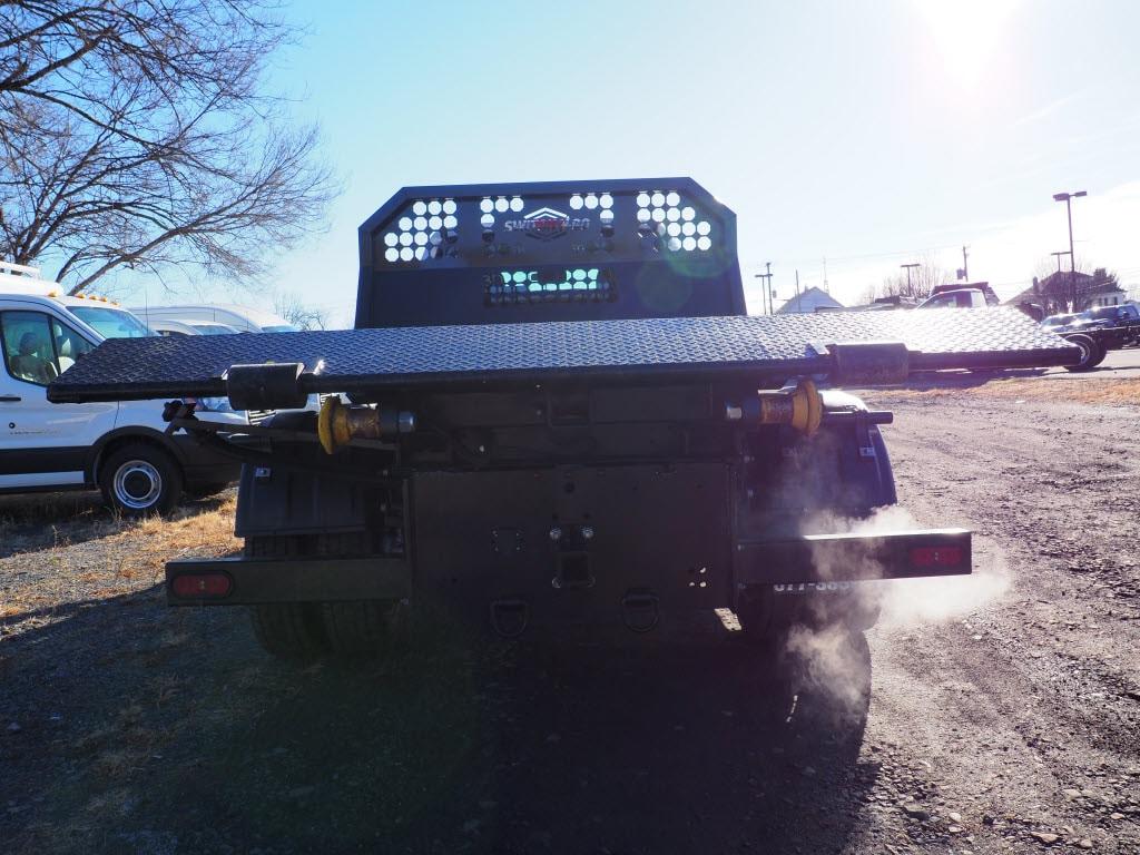 2019 F-550 Super Cab DRW 4x4, Switch N Go Drop Box Hooklift Body #10445T - photo 7