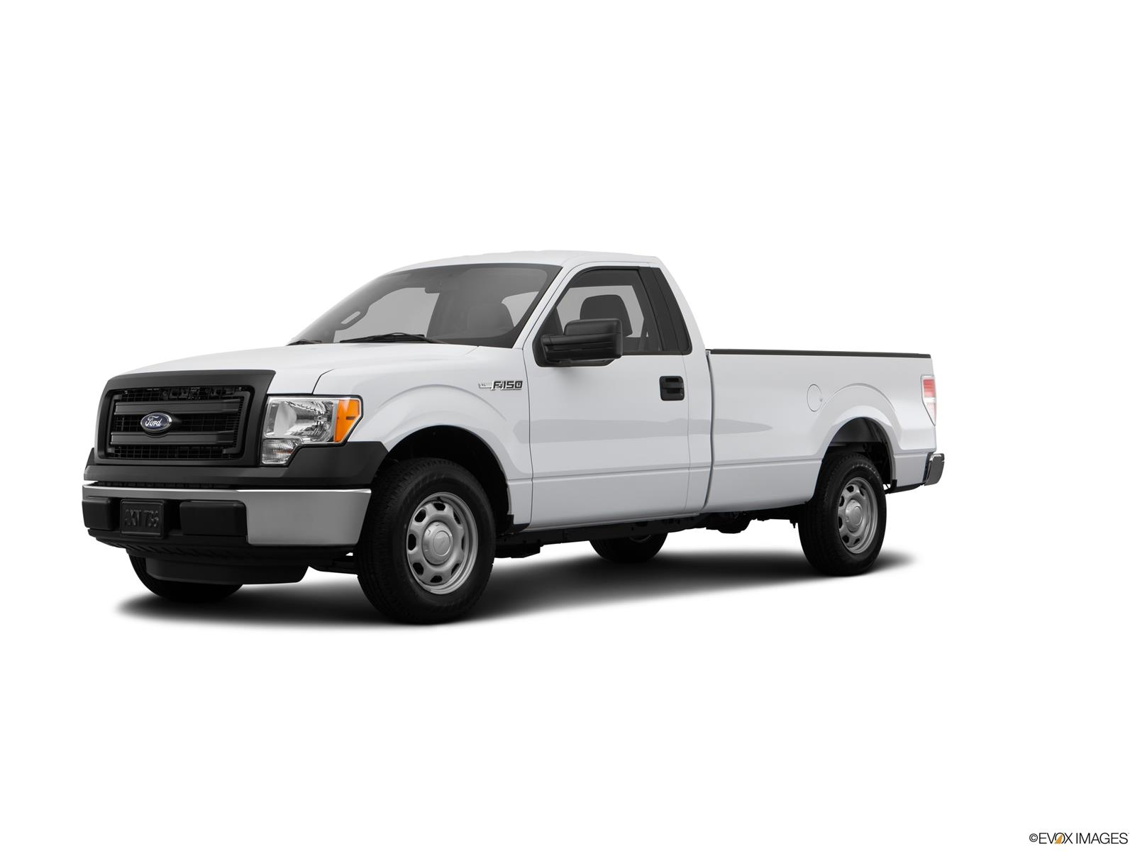 2014 Ford F-150 Regular Cab 4x4, Pickup #10469A - photo 1