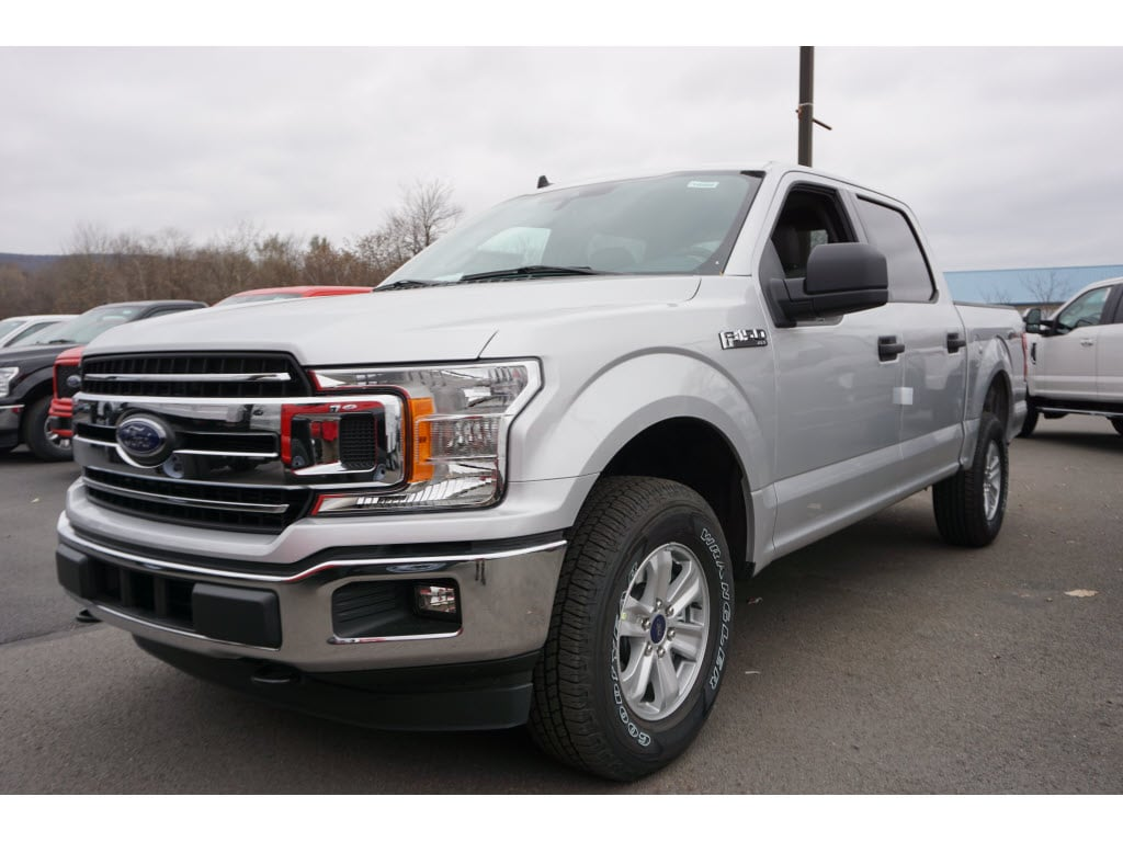 2019 F-150 SuperCrew Cab 4x4, Pickup #10469T - photo 9