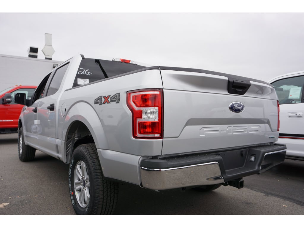 2019 F-150 SuperCrew Cab 4x4, Pickup #10469T - photo 7