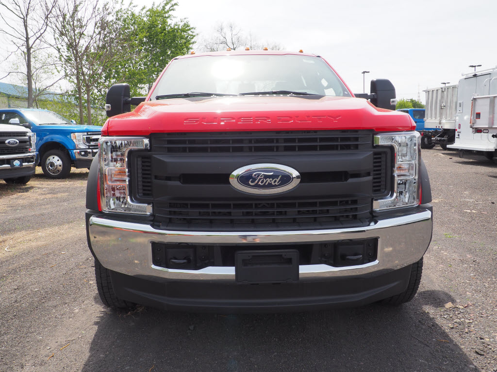 2019 Ford F-550 Crew Cab DRW 4x4, Cab Chassis #10471T - photo 12