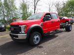 2019 Ford F-550 Crew Cab DRW 4x4, Cab Chassis #10471T - photo 8