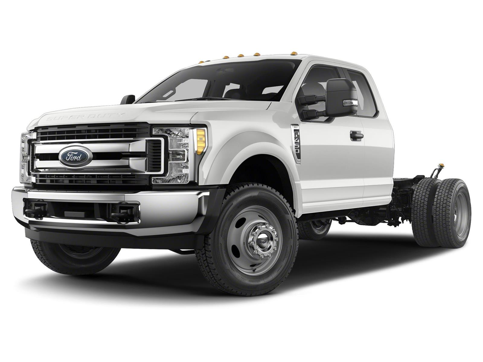 2019 Ford F-550 Super Cab DRW 4x4, Cab Chassis #10472T - photo 1