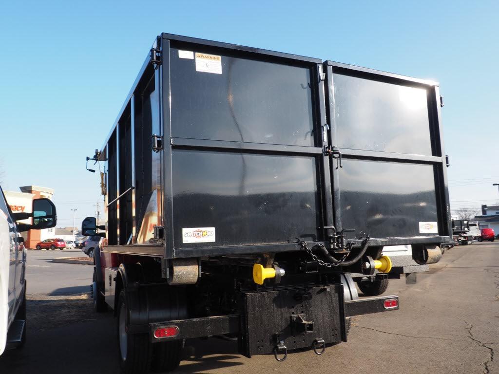 2019 F-550 Regular Cab DRW 4x4, Switch N Go Drop Box Hooklift Body #10480T - photo 5