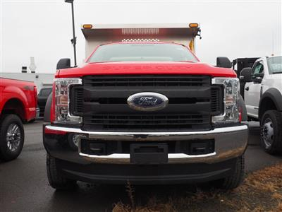 2019 Ford F-550 Regular Cab DRW 4x4, Duramag Dump Body #10482T - photo 3
