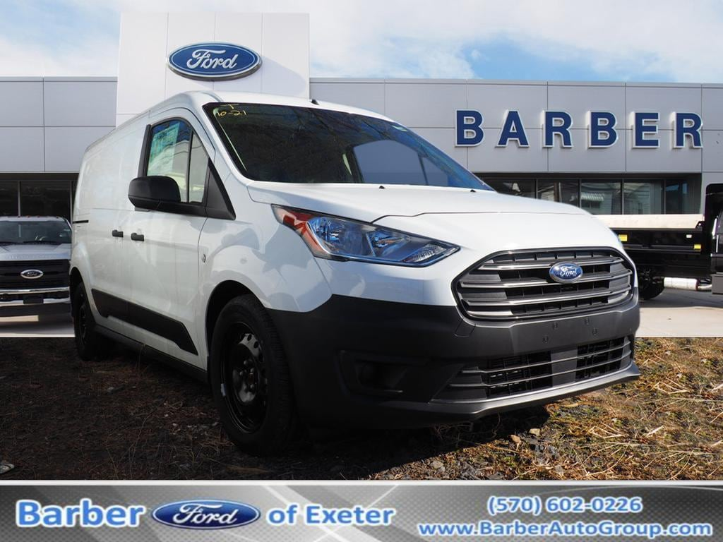 2020 Ford Transit Connect, Empty Cargo Van #10498T - photo 1