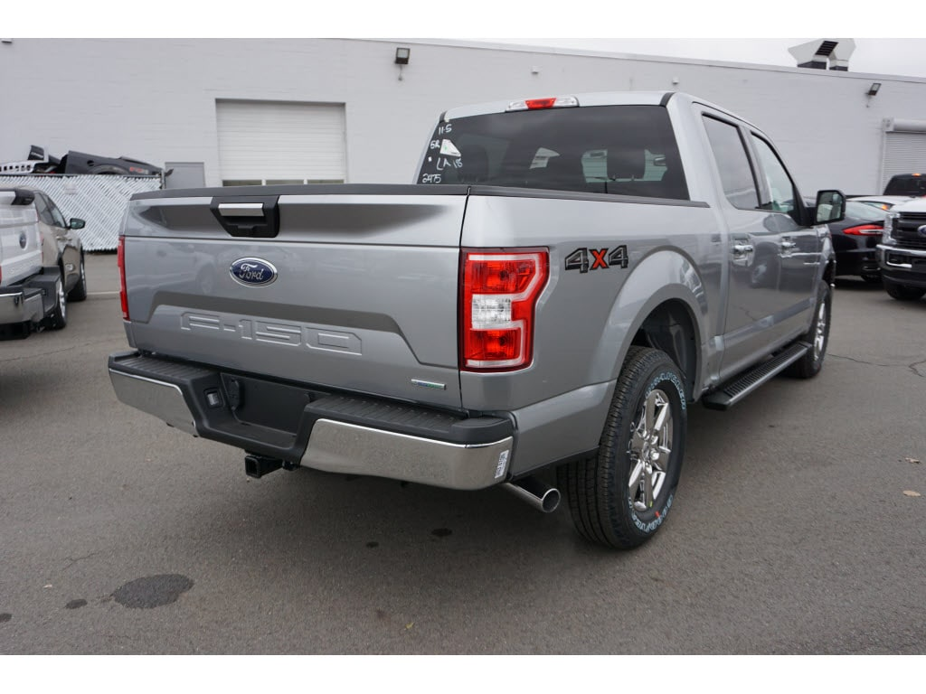 2020 Ford F-150 SuperCrew Cab 4x4, Pickup #10499T - photo 1