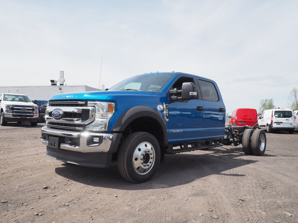 2020 Ford F-550 Crew Cab DRW 4x4, Cab Chassis #10543T - photo 7
