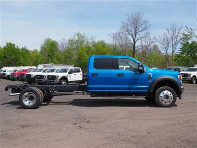 2020 Ford F-550 Crew Cab DRW 4x4, Cab Chassis #10543T - photo 3
