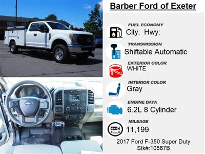 2017 F-350 Super Cab 4x4, Service Body #10567B - photo 16